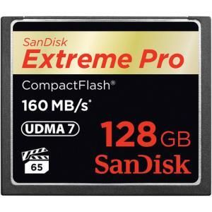 SanDisk Extreme Pro 1067x CompactFlash 128 GB