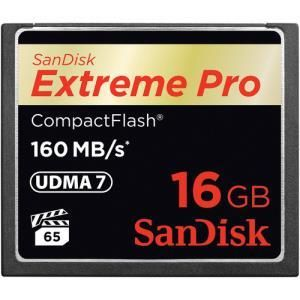 SanDisk Extreme Pro 1067x CompactFlash 16 GB
