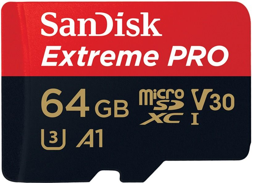 sandisk extreme pro microsdxc 64gb