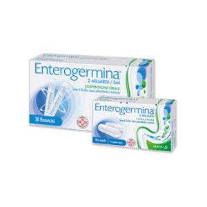 Sanofi Enterogermina 2 miliardi 10 flaconcini