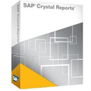 SAP Crystal Reports 2013 (Upgrade)