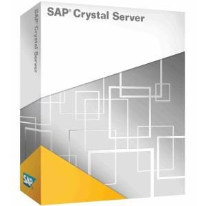 SAP Crystal Server 2011 (10 CAL)