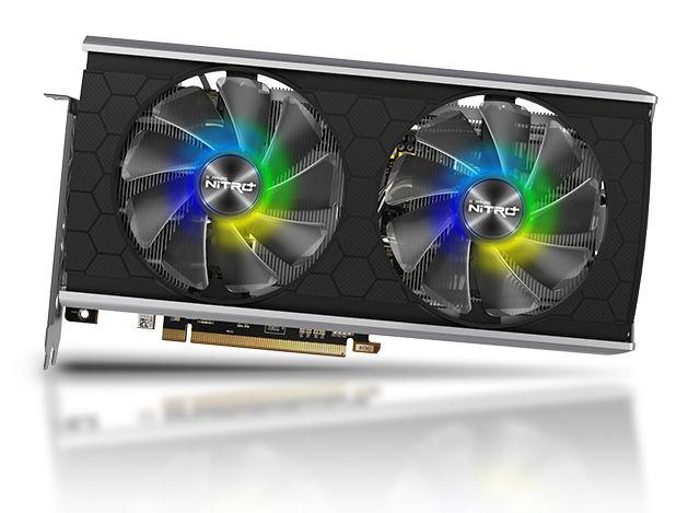 Sapphire NITRO+ Radeon RX 5500 XT 8GB SE