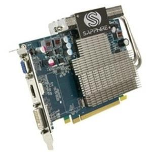 Sapphire Radeon HD 4650 Ultimate Edition 1 GB