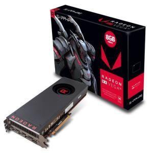 Sapphire Radeon RX Vega56 8GB HBM2