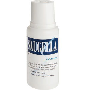 Saugella Idraserum Detergente ph4.5 200ml