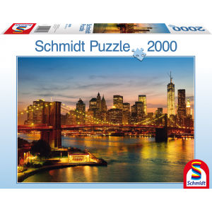 Schmidt New York 2000pz