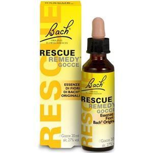Schwabe Pharma Rescue Remedy Gocce 20ml