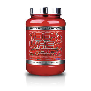 Scitec nutrition 100 whey protein professional 920gr