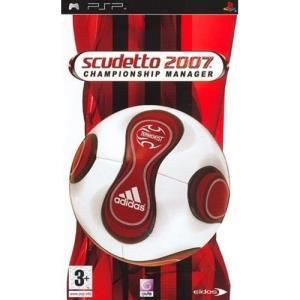 Eidos Scudetto 2007 Championship Manager