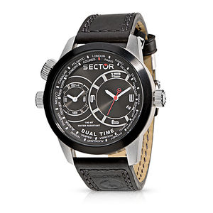 Sector Dual Time Oversize 48MM R3251102125