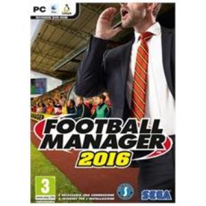 Sega football manager 2016 pc