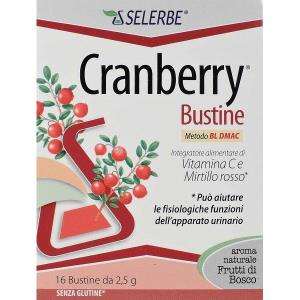 Selerbe Cranberry bustine