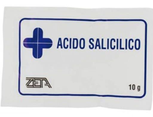 Sella Acido Salicilico 10g