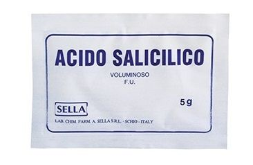 Sella Acido Salicilico 5g