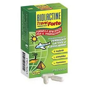 Sella Biolactine Travel Forte 24capsule