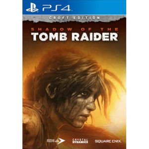 Square Enix Shadow of the Tomb Raider - Croft Edition