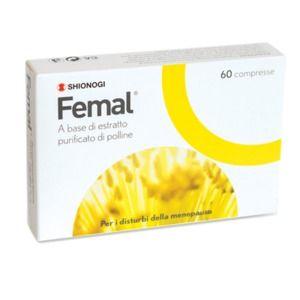 Shionogi femal 60compresse