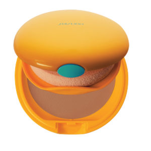 Shiseido Tanning Compact Foundation N