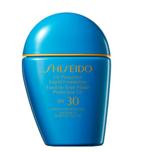 Shiseido UV Protective Liquid Foundation