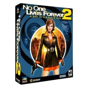 Sierra No One Lives Forever 2: A Spy in H.A.R.M.'s Way