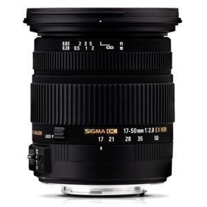 Sigma 17-50mm f/2.8 EX DC HSM - Minolta A-type