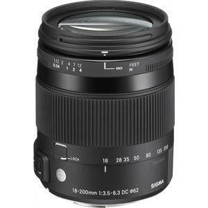 Sigma 18-200mm f/3.5-6.3 DC OS HSM - Canon EF-S
