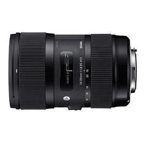 Sigma Art 18-35mm f/1.8 DC HSM - Canon EF-S