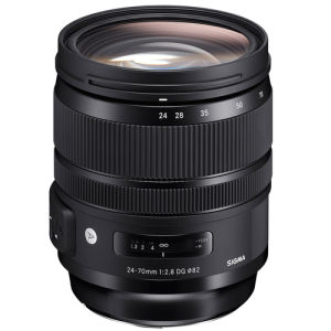 Sigma Art 24-70mm f/2.8 DG OS HSM - Nikon F