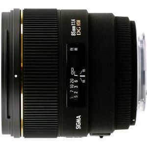 Sigma 85mm f/1.4 DG HSM - Sony