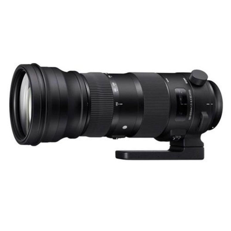 Sigma Contemporary 150-600mm f/5-6.3 DG OS HSM - Canon EF