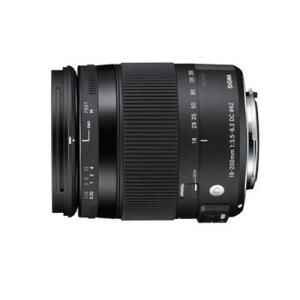 Sigma Contemporary 18-200mm f/3.5-6.3 DC OS HSM - Canon EF-S