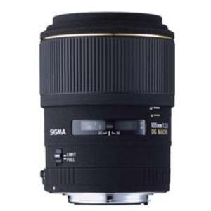 Sigma 105mm f/2.8 EX DG - Nikon F