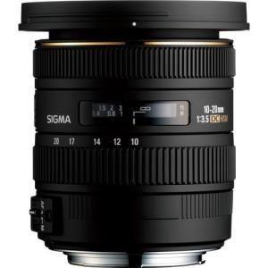 Sigma 10-20mm f/3.5 EX DC HSM - Nikon F