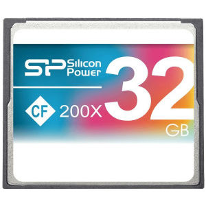 Silicon Power 200X CompactFlash 32 GB