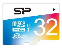 Silicon Power Elite microSDHC 32 GB