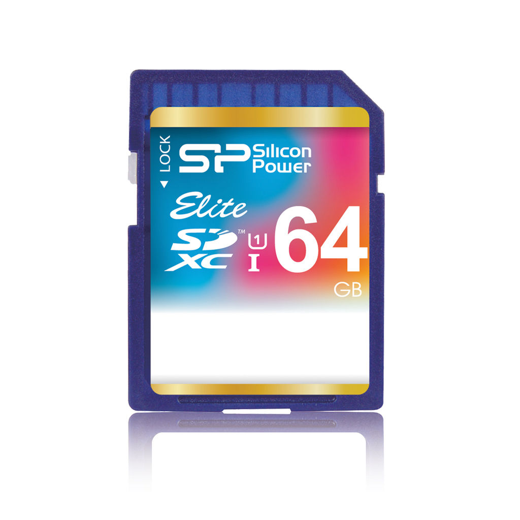 Silicon Power SD 1 GB