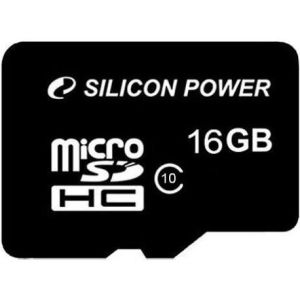 Silicon Power SDHC 16 GB Class 10