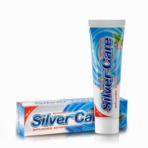 Silver Care Dentifricio Gel 100ml
