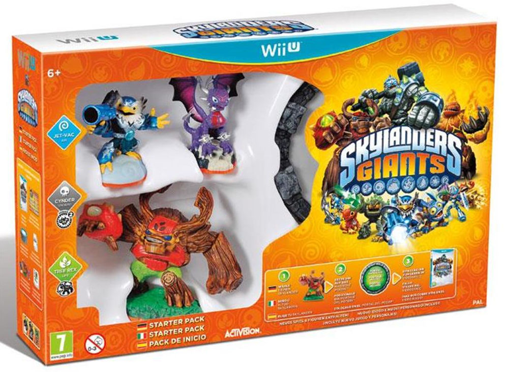 Activision Skylanders Giants Starter Pack