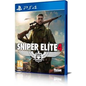 Rebellion Sniper Elite 4