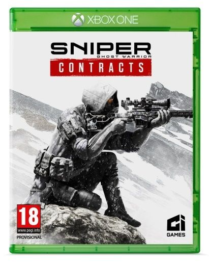 CI Games Sniper Ghost Warrior Contracts