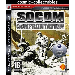 Sony SOCOM: Confrontation