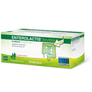 Sofar Enterolactis Flaconcini 12 pezzi