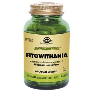 Solgar Fitowithania 60capsule