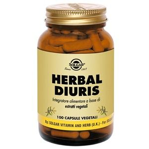 Solgar Herbal Diuris 100capsule