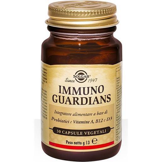 Solgar Immuno Guardians 30 capsule