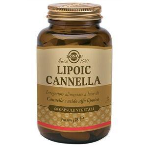 Solgar Lipoic Cannella