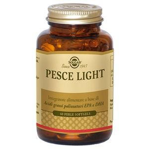 Solgar Pesce Light 60perle
