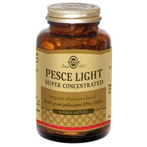 Solgar Pesce Light Super Concentrated 30perle